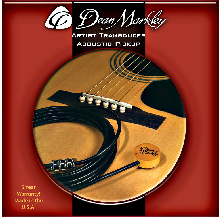 Dean Markley DM3000 Acoustic Artist Guitar P/U