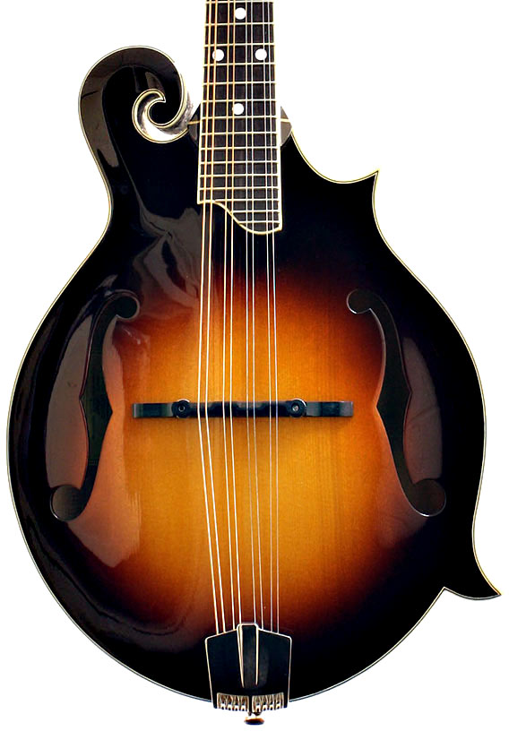 Eastman MD514 CS F-style with Oval-hole