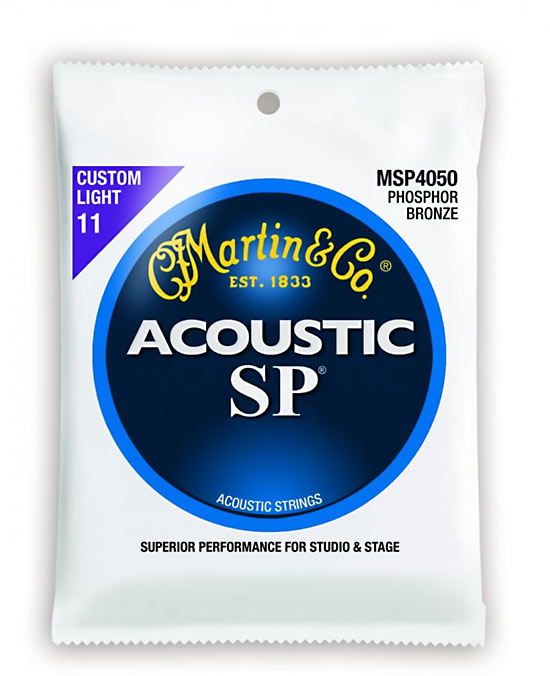 Martin SP Custom Light Strings