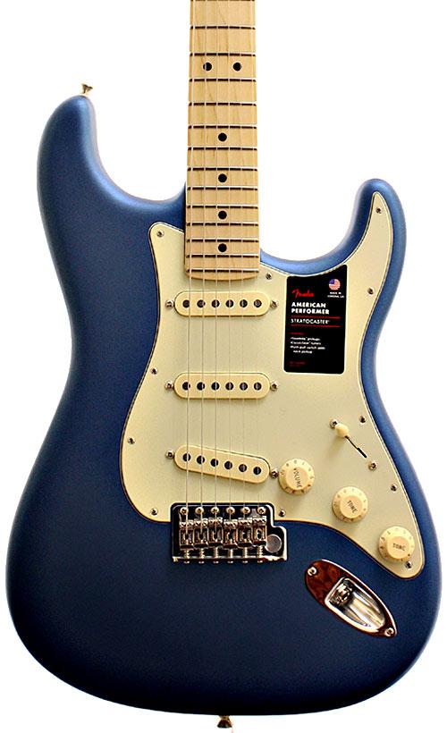 Fender USA PERFORMER STRAT MN LPB