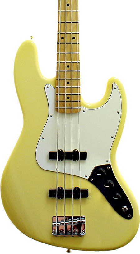 Fender Player Jazz Bass. BCR