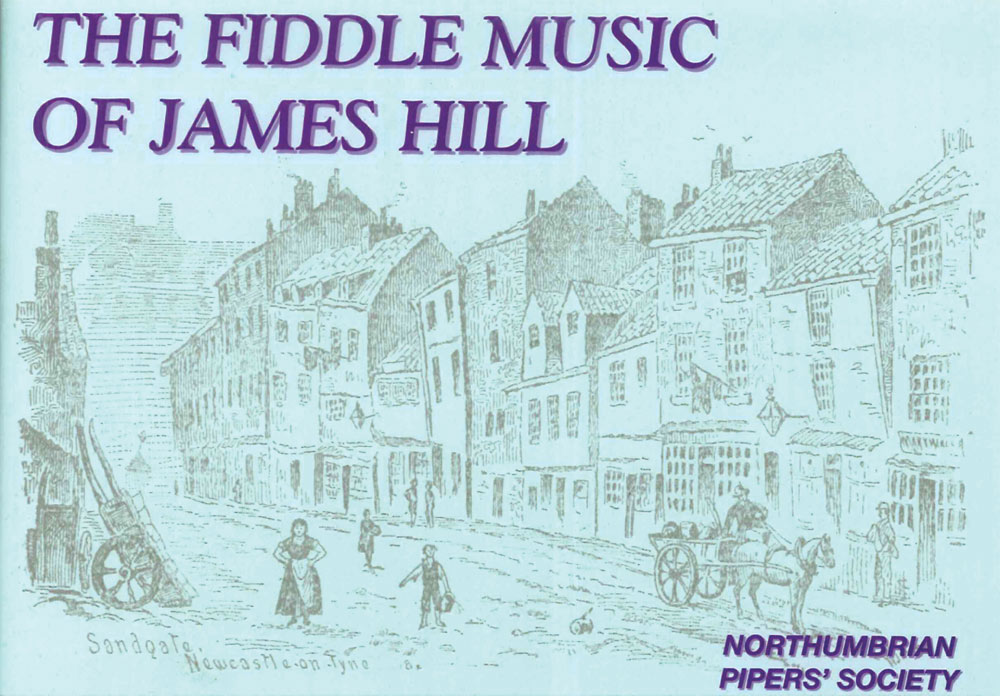 Fiddle Music of James Hill