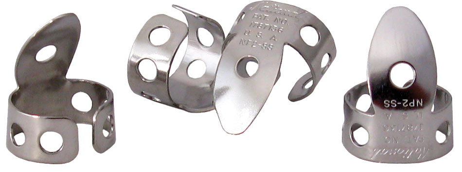 National NP-2S-4PK Stainless Steel F/pick. 4 Pack