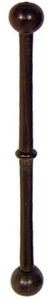 Glenluce Blackwood Bodhran Beater, Ball