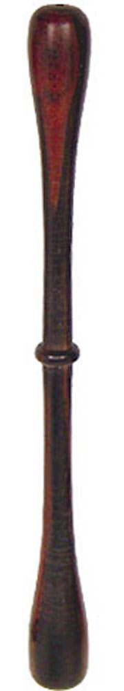 Glenluce Blackwood Bodhran Beater, Ridge