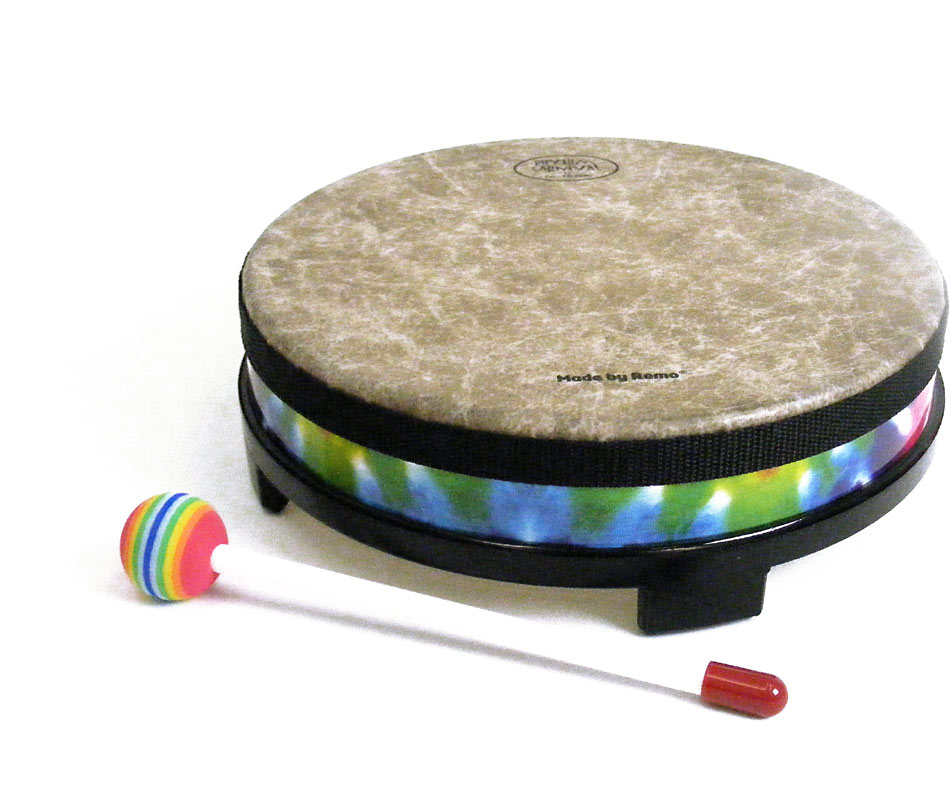Rhythm Carnival 10inch Table Drum