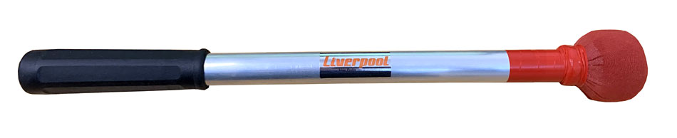 Liverpool MC-60 Surdo Beater Alumnium w Handle