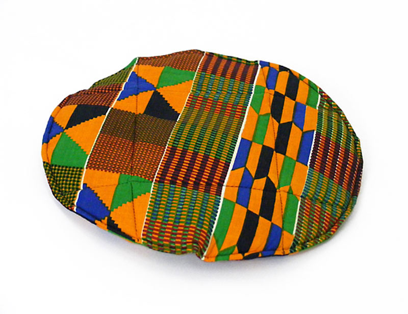 Kambala Djembe Hat 9inch, Coloured