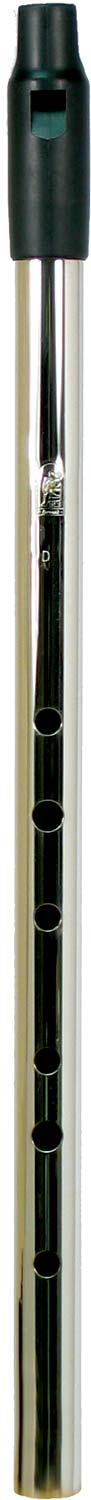 Howard Low D Whistle, Nickel, Tuneable