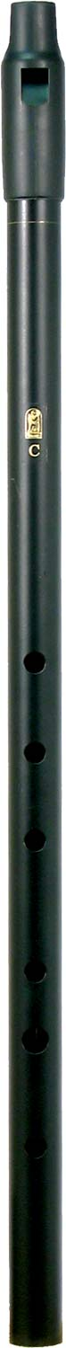 Howard Low C Whistle, Black, Tuneable