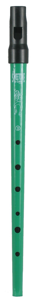 Clarke Sweetone High D Whistle, Green