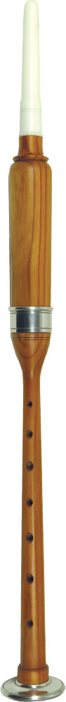 Glenluce ABBEY Practice Chanter, Red Cedar