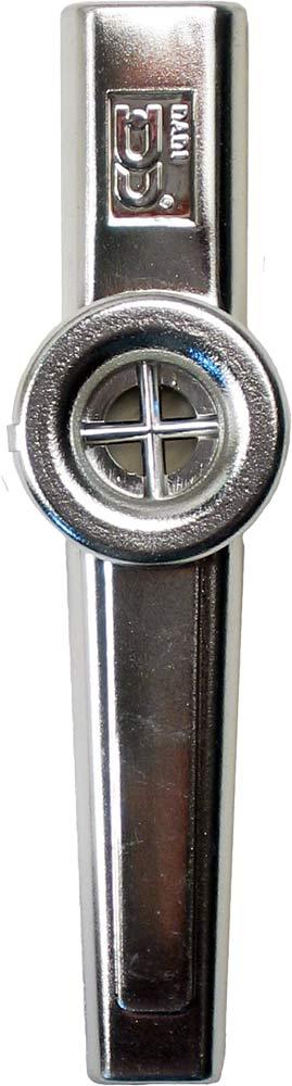 Atlas Plastic Kazoo, Single. Silver