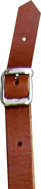 Ashbury Leather Mandolin Strap, Tan