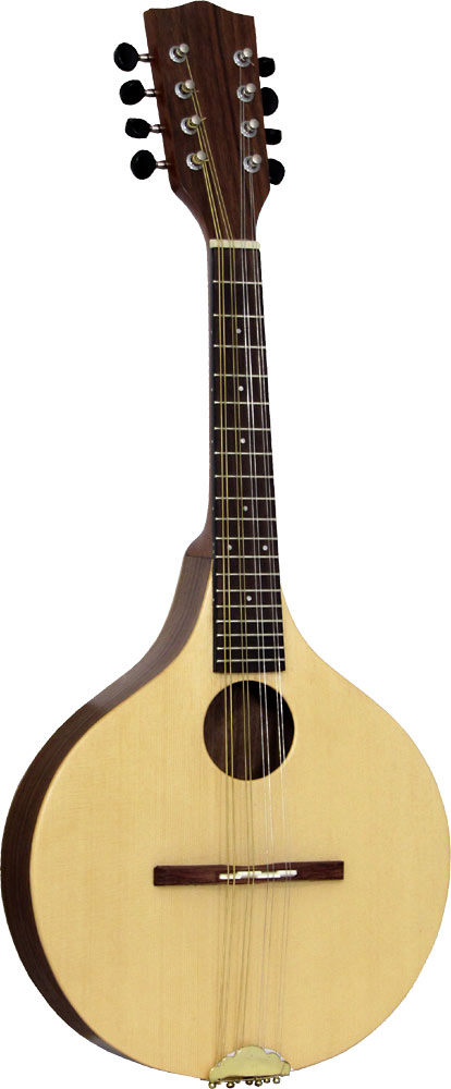 Ashbury Rathlin Walnut Mandolin