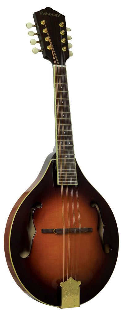 Ashbury AM-410 A Style Bluegrass Mandolin