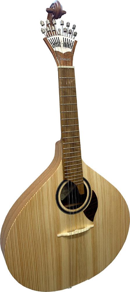Carvalho 305 12 String Portuguese Guitar