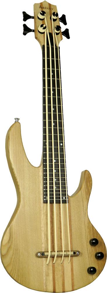 Ashbury AU-115 Solid Body Electric U Bass