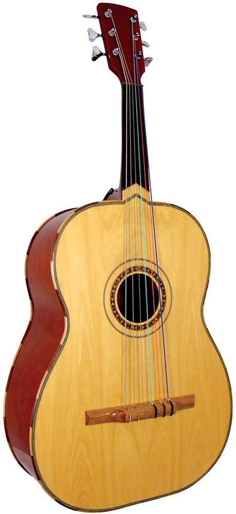 Atlas Guitarron, Bass Guitar