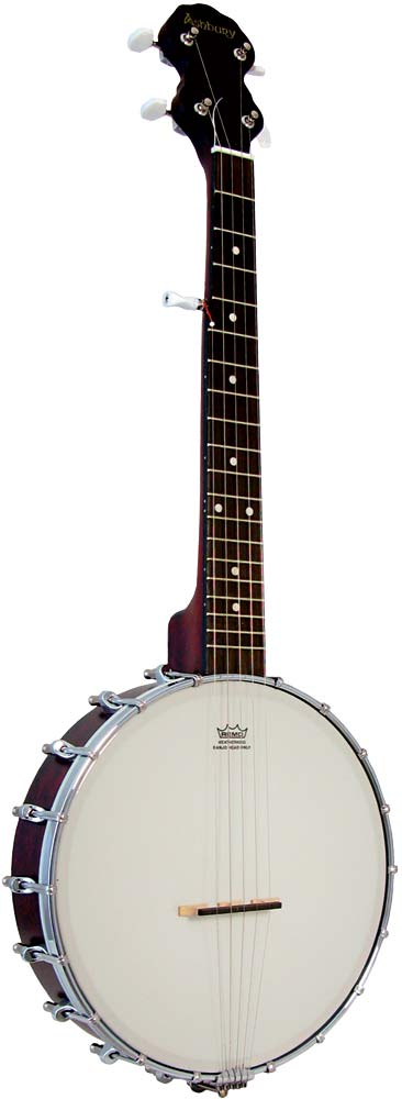 Ashbury AB-15 5 String Travel Banjo