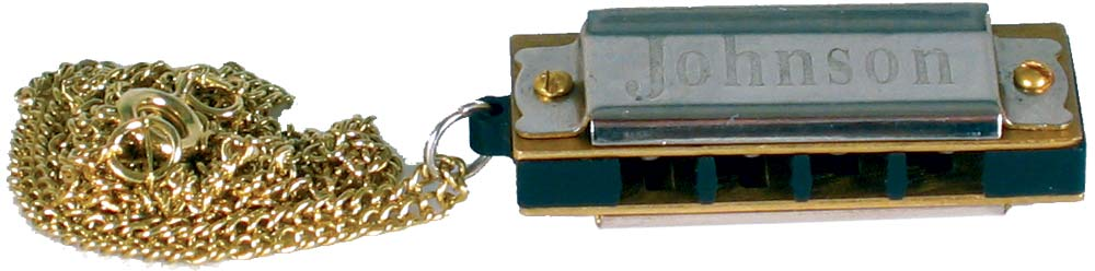 Jambone Mini Harmonica in C