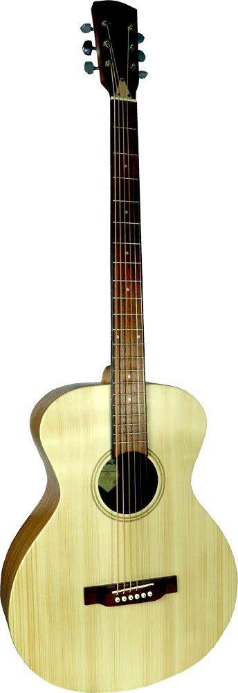 Carvalho BA100 Baritone Acoustic Guitar