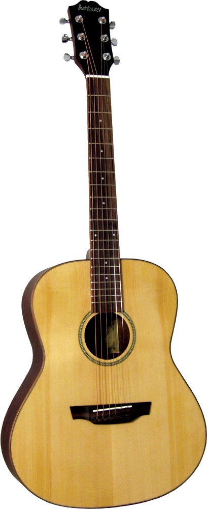 Ashbury AG-46 Baby Guitar, 3/4 Size