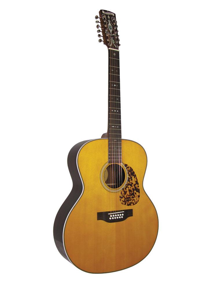 Blueridge BR-160-12 Dreadnought Guitar, 12 String