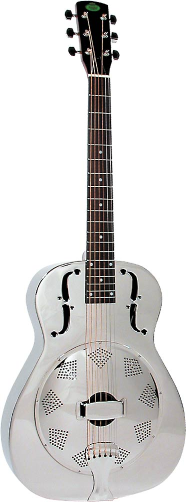 Regal RC-2 Metal Body Resonator Guitar