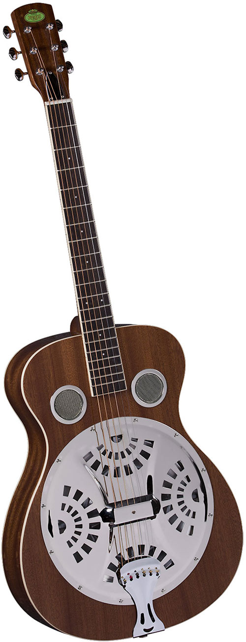Regal RD-30 Resonator Guitar Mahogany
