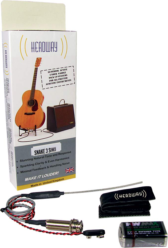 Headway Snake 3 Guitar Pickup
