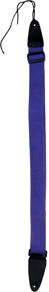 Viking Webbing Guitar Strap, Purple