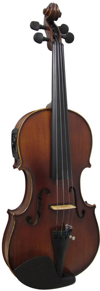 Valentino VE-105 Electro Acoustic Violin, 4/4