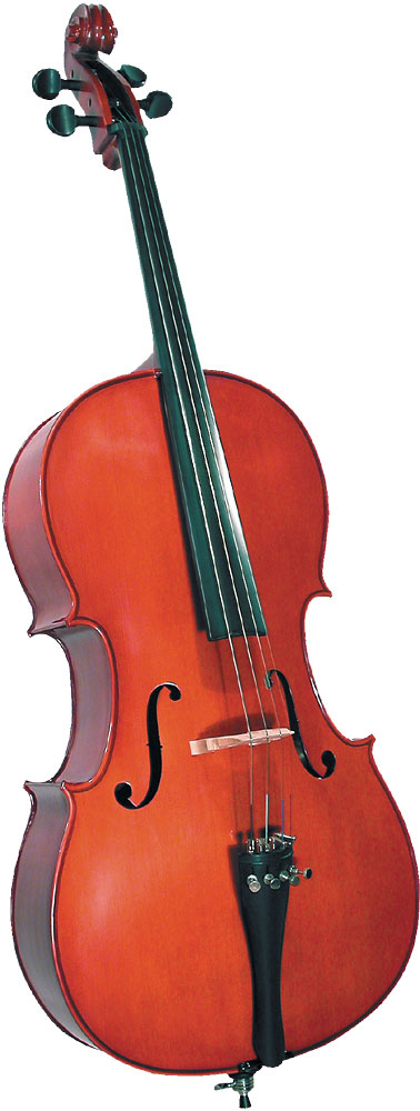Cremona SC-100 3/4 Size Cello Outfit