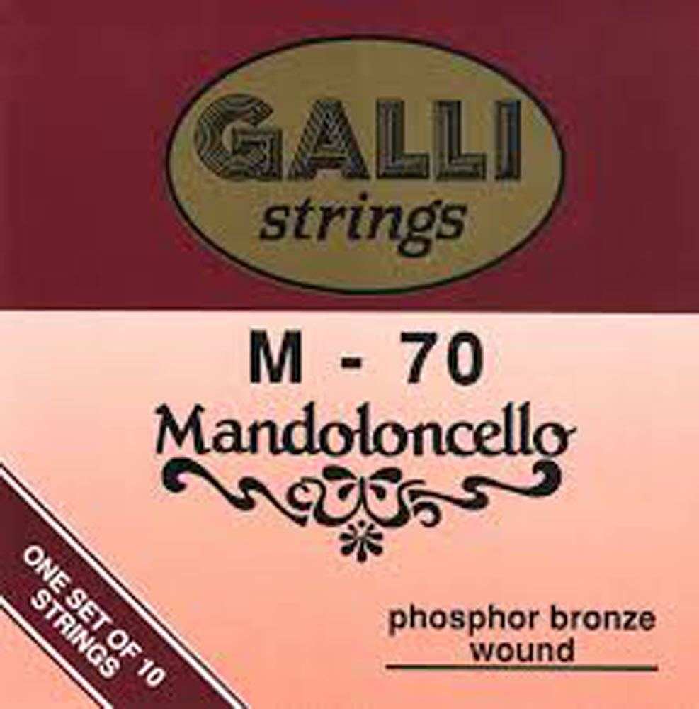 Galli M-70 Mandocello Strings