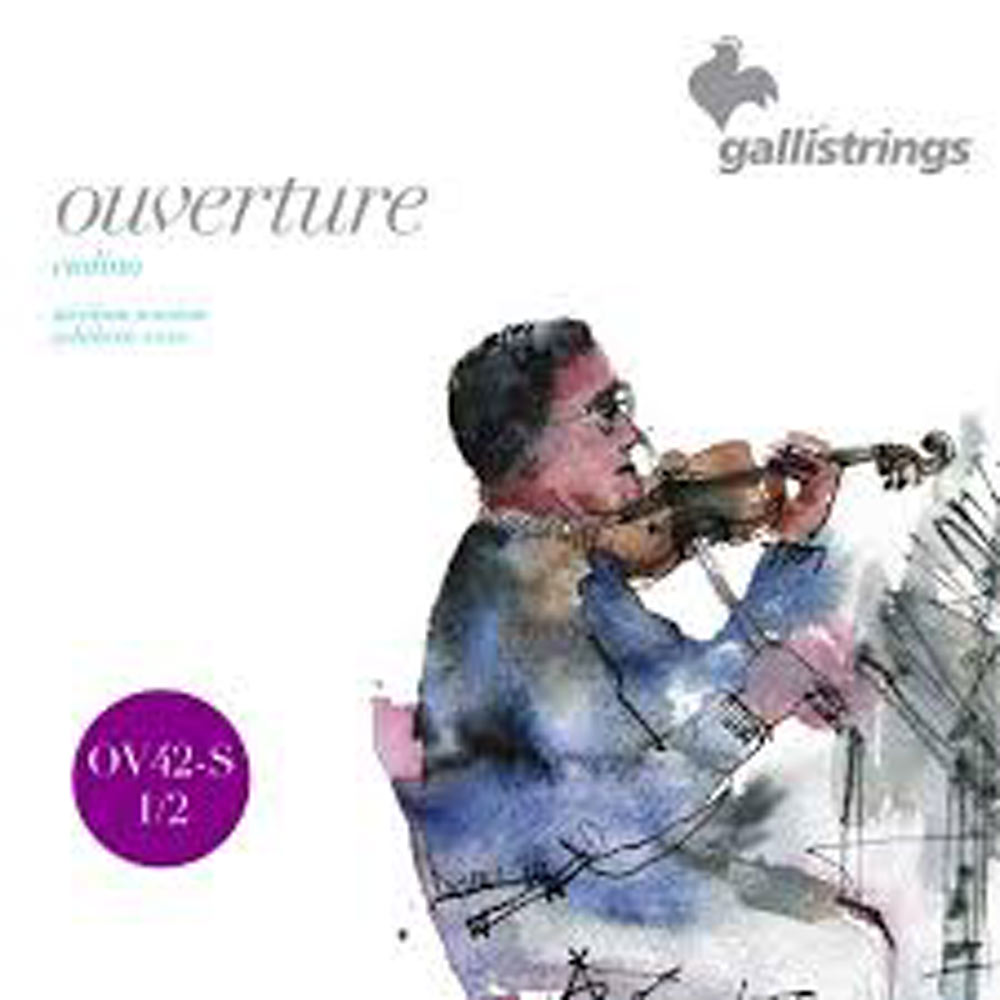 Galli OV42 Violin Overture Strings 1/2