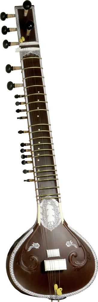 Atlas Sitar, Single Gourd