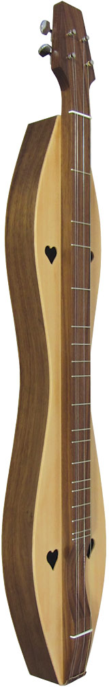 Stoney End DULCIMER Walnut Appalachian Dulcimer
