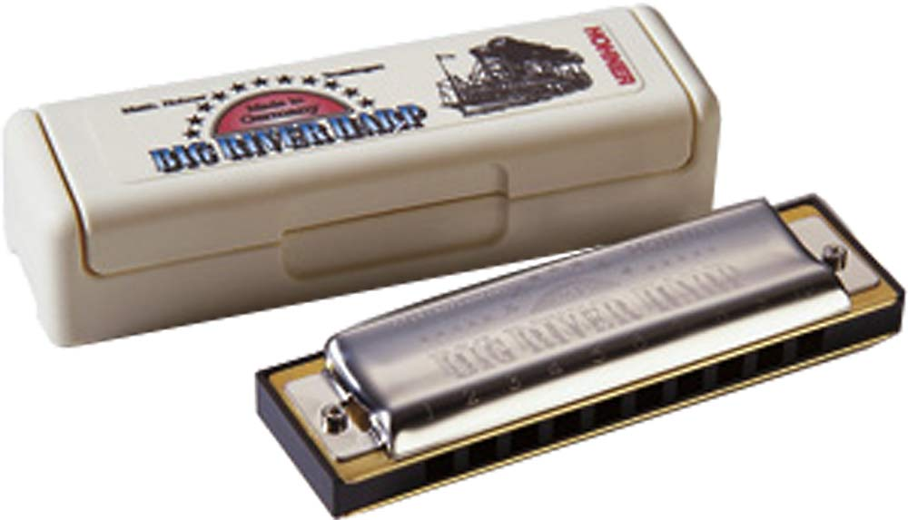 Hohner Big River Harp in A