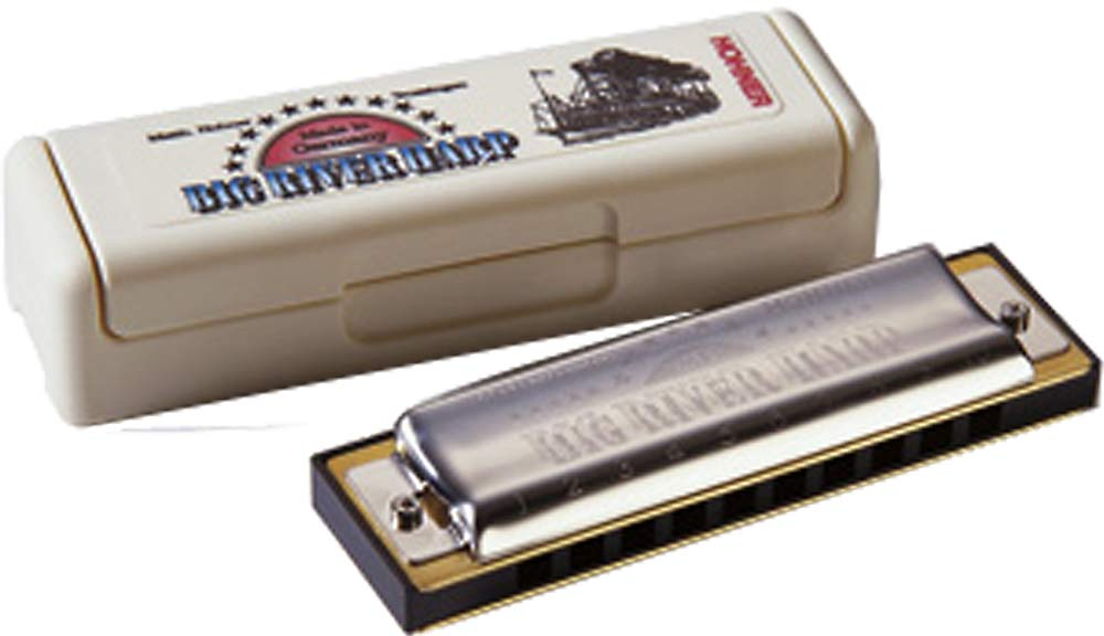 Hohner Big River Harp in E