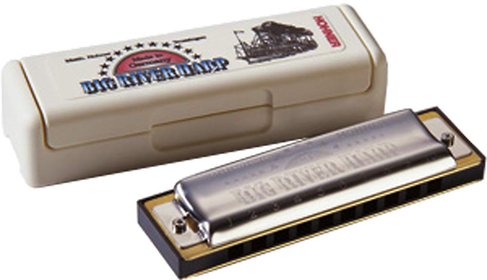 Hohner Big River Harp in G