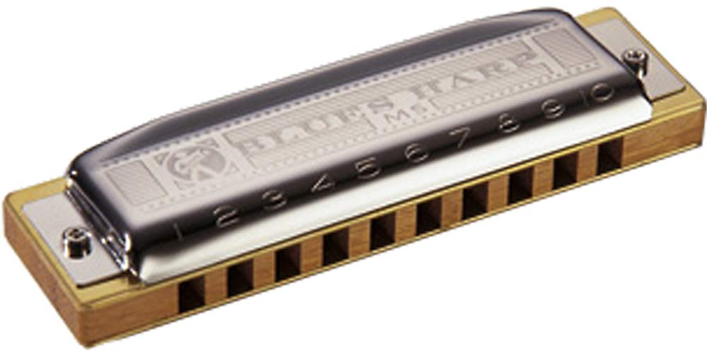 Hohner Blues Harp in D