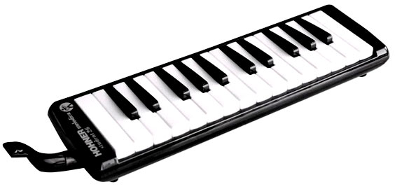 Hohner Student 26 key Melodica, Black