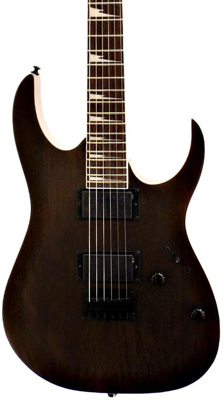 Ibanez GRG121DX-WNF Gio Electric Guitar, HH, Walnut