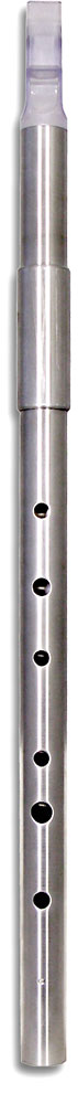 Chieftain Optima Low F Whistle, Tuneable