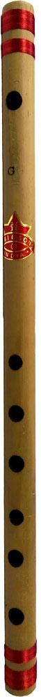 M Clark Bamboo Alto G Flute