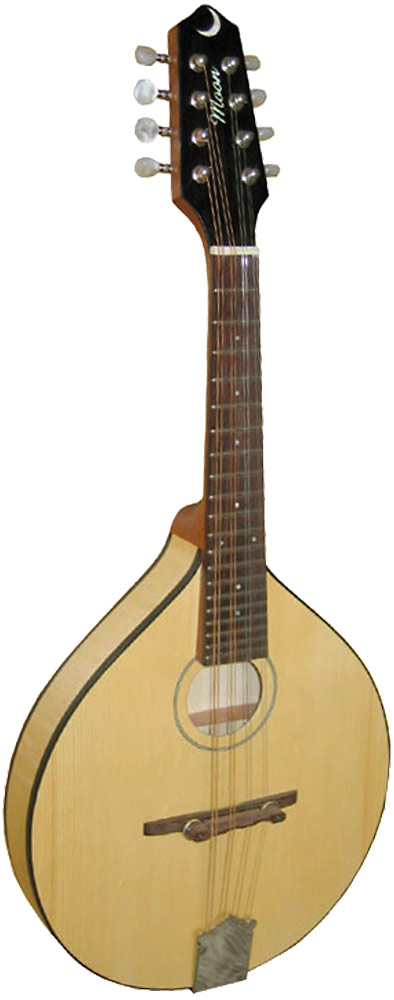 Moon A2 Mandolin with Pick Up