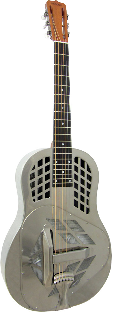 National NRP Tricone Guitar