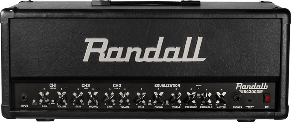 Randall RG3003H Amplifier Head