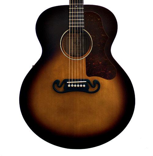 Sigma Guitars SG Series Electro Grand Jumbo Guitar